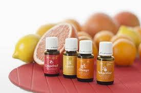 minyak esensial jeruk lemon