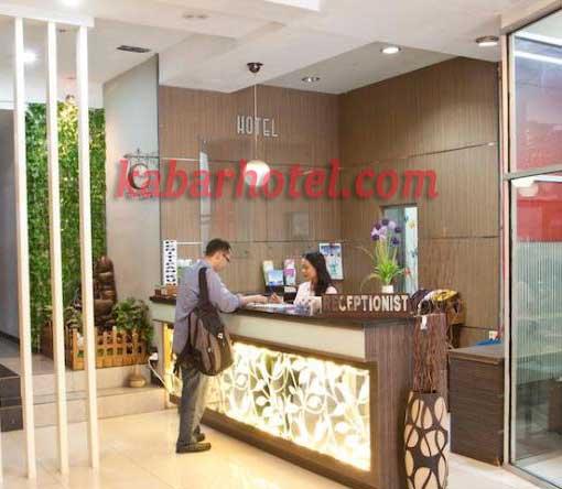 Hotel Aularis Dekat Stasiun Semarang