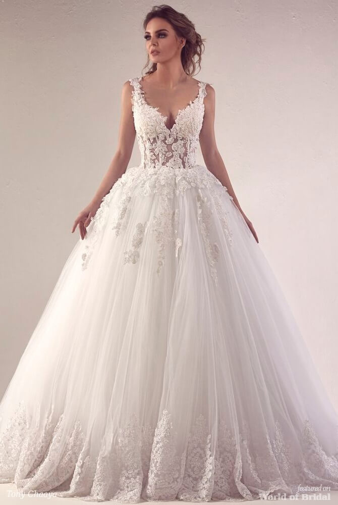 Bring On The Tulle 5 Gorgeous Tulle Wedding Dresses You Will Love advise