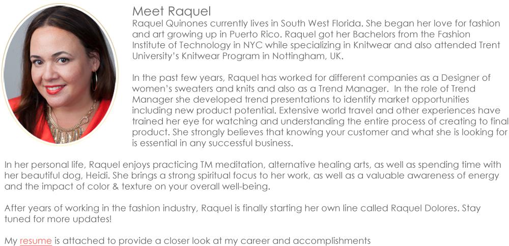 http://www.raqueldolores.com/p/resume.html