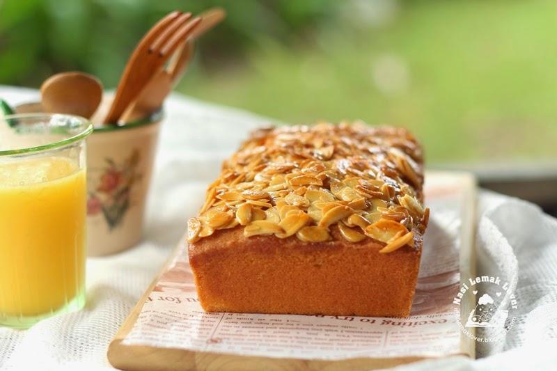 Nasi Lemak Lover Butter Cake