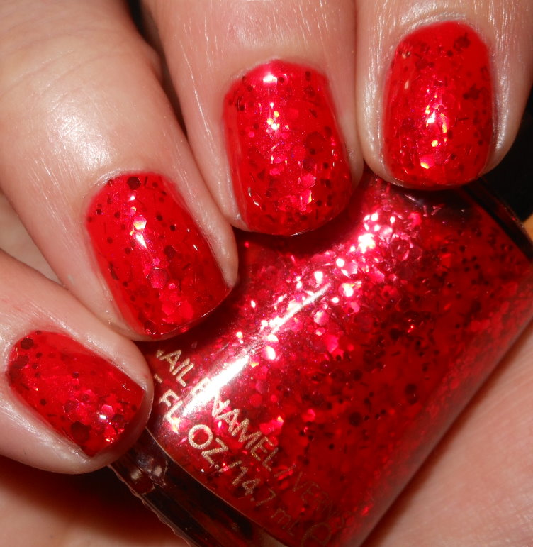 Imperfectly Painted: Revlon Confident