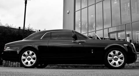 2010 Rolls-Royce Phantom by Project Kahn
