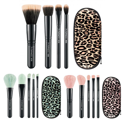 mac glamour daze brush sets