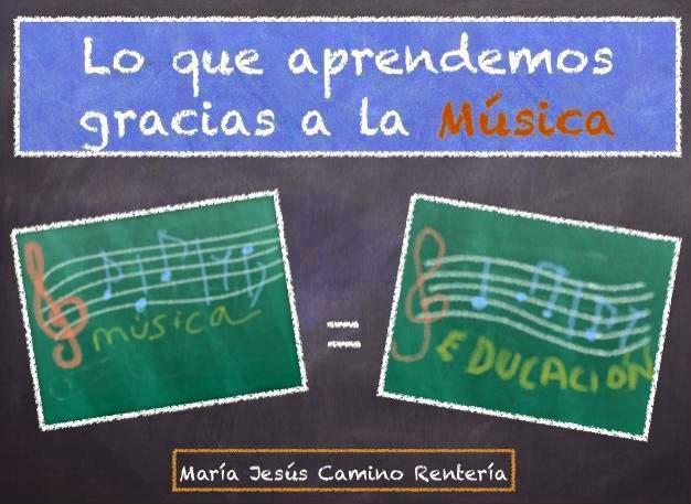Lo que aprendemos en clase de Música