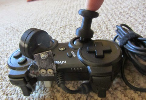 Warfighter Engaged custom joypad.