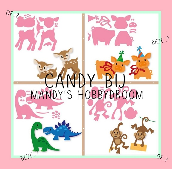 Candy bij Mandy