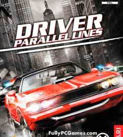 Driver Parallel Lines PC Game Free Download