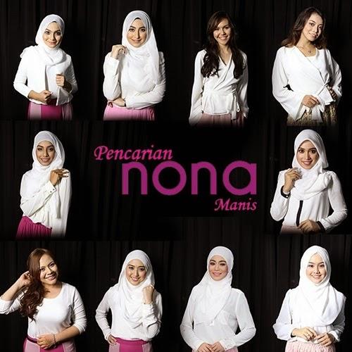 Senarai nama peserta 10 finalis Pencarian Nona Manis TV3, gambar Pencarian Nona Manis TV3, hadiah pemenang Pencarian Nona Manis TV3, program tv Pesona Nona, pengacara Nona TV3, program realiti tv PNM