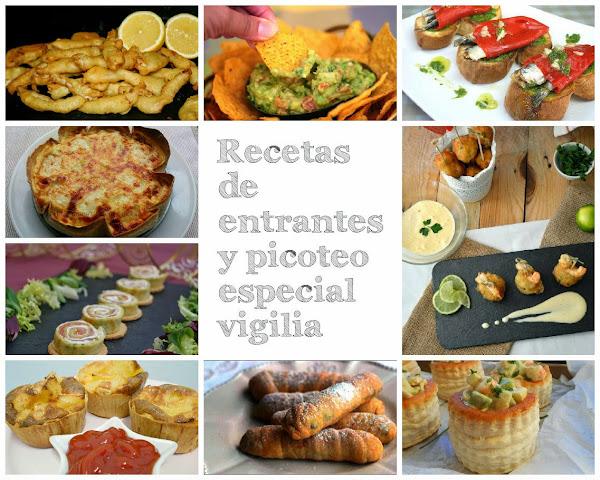 Recetas de entrantes cocinar en casa es - Recetas merienda cena informal ...