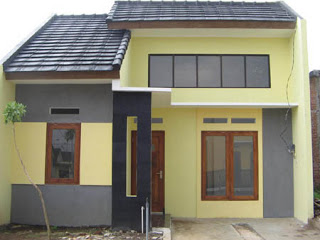 rumah minimalis modern rumah minimalis type 45 satu