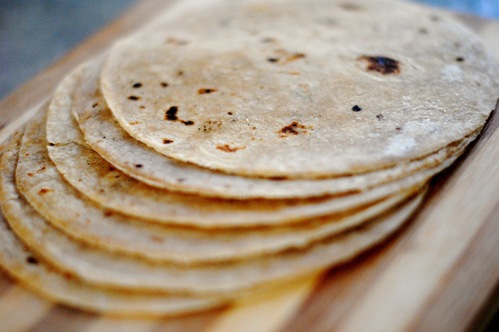 Best Blog: Chapati - Unleavened Flatbread