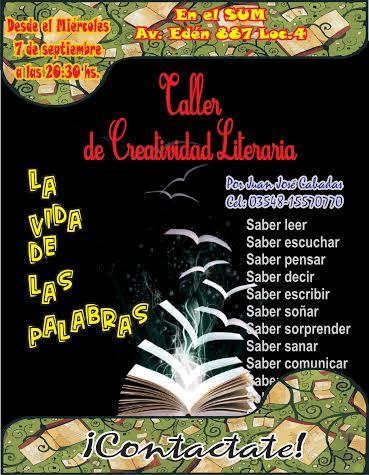 LA FALDA.  TALLER LITERARIO