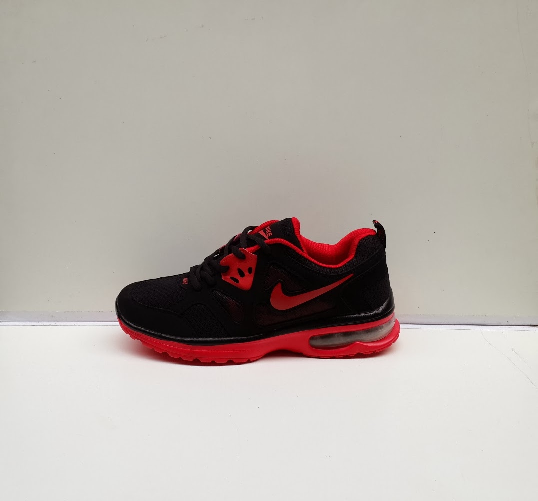sepatu Nike Air Max, jual Nike Air Max, gambar Nike Air Max hitam, foto Nike Air Max merah