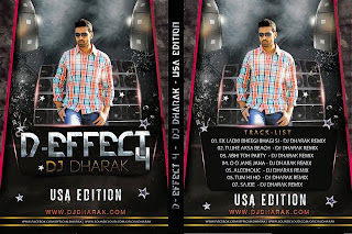 D-EFFECT 4 - DJ DHARAK (USA EDITION)