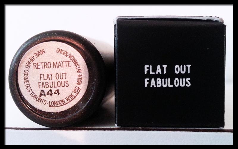 MAC Cosmetics - Flat Out Fabulous (RetroMatte)