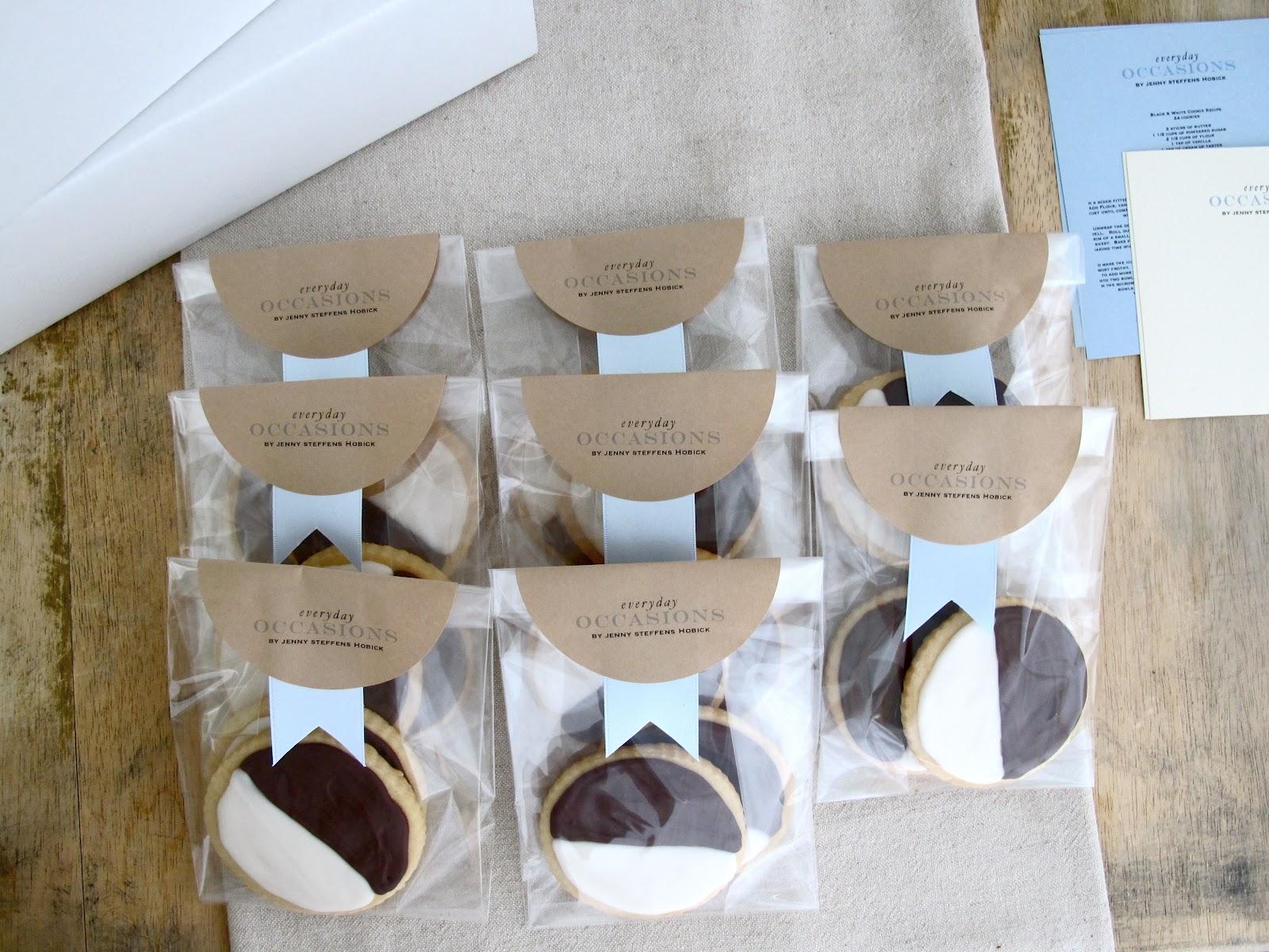 Christmas Packaging For Baked Goods
