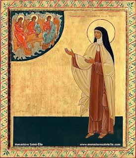 Sfânta Elisabeta a Sfintei Treimi