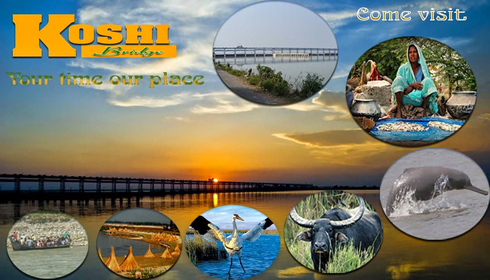 Dream Place Koshi Baraj