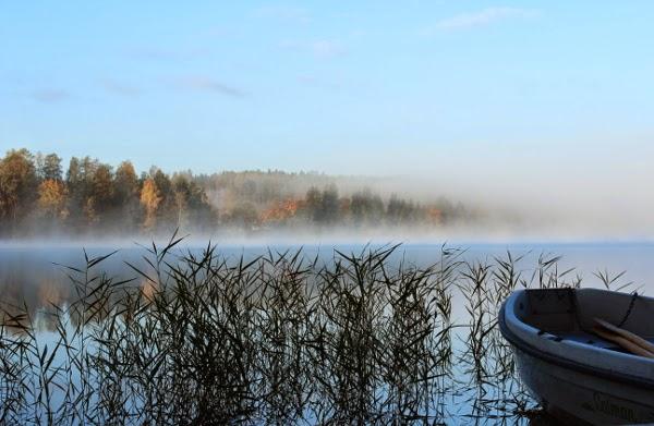 lake view Finland Suomi