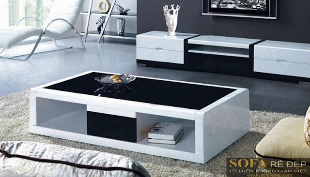 Bàn sofa gỗ BS005