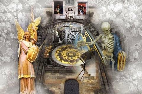 1.Orloj 2.Analogový astrolab z Antikythéry