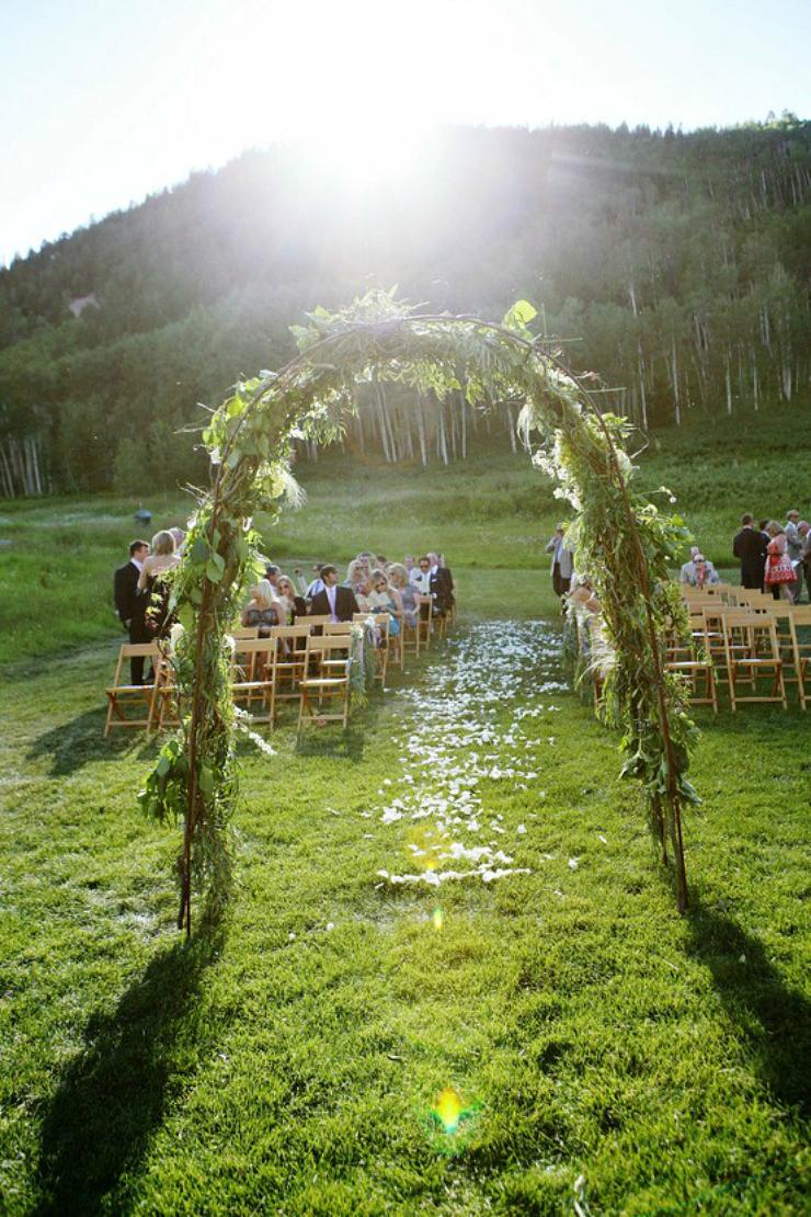 Wisconsin Lugares de la boda