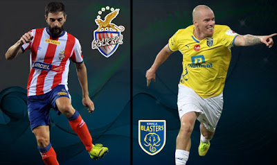 Atlético de Kolkata Vs Kerala Blasters 13/10/15 Live Streaming