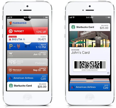 Passbook App on iOS 6