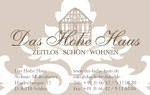 Das Hohe Haus online shop