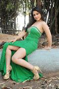 Ankita Sharma Hot photo shoto in Green-thumbnail-19