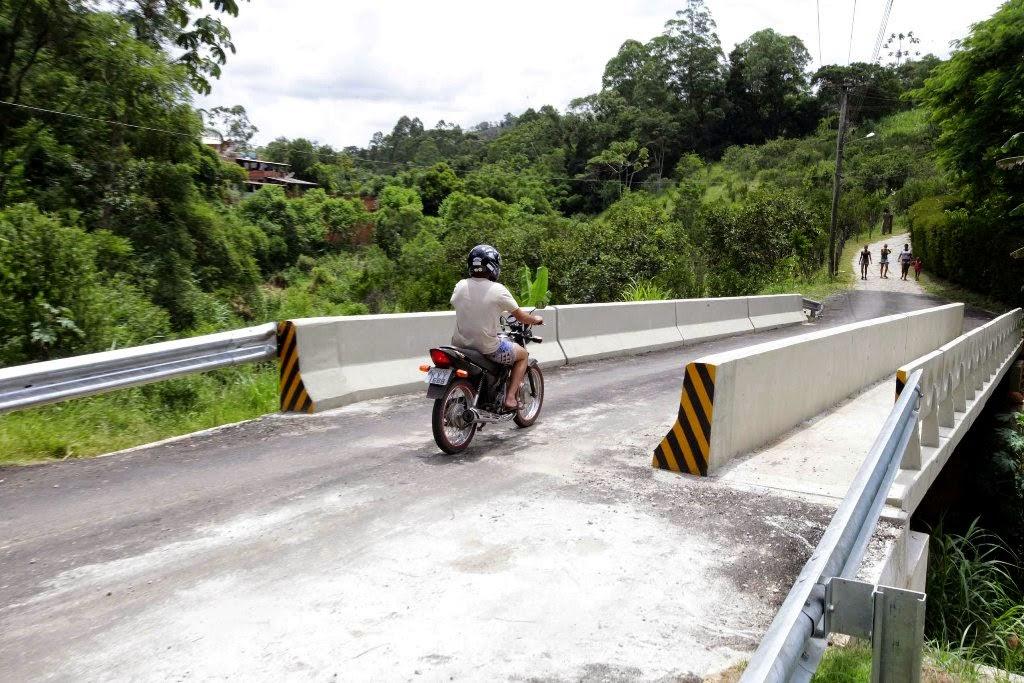 Governo do Estado entrega pontes na Região Serrana do Rio