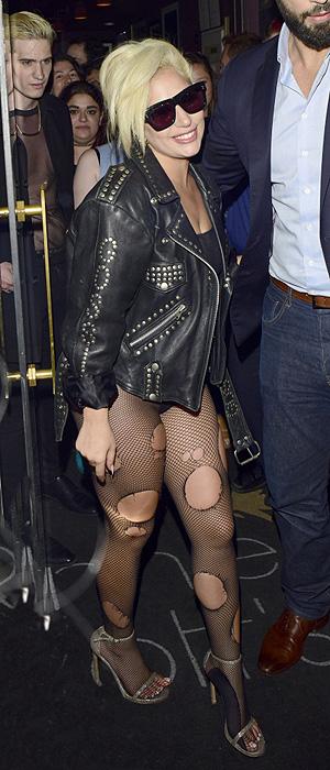Lady Gaga Scandals style