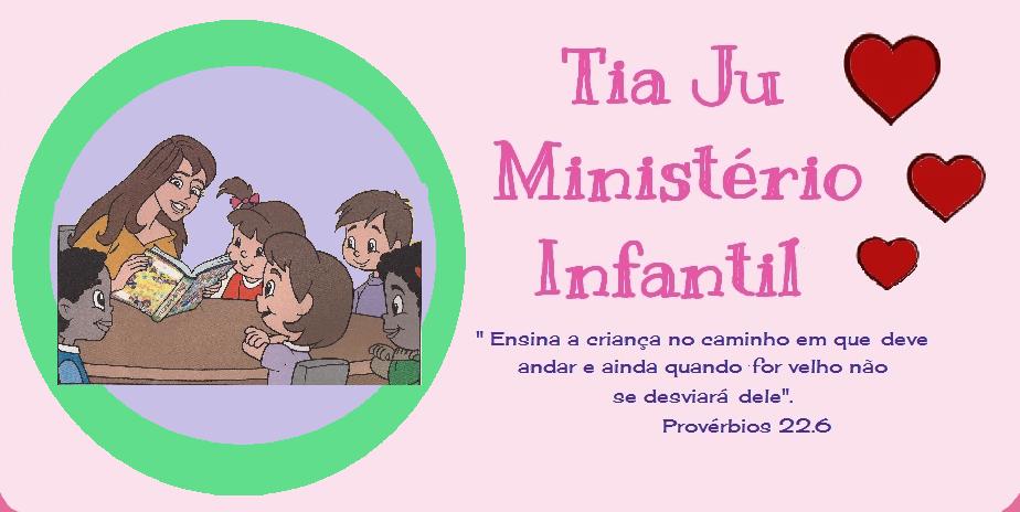 Tia Ju - Ministério Infantil
