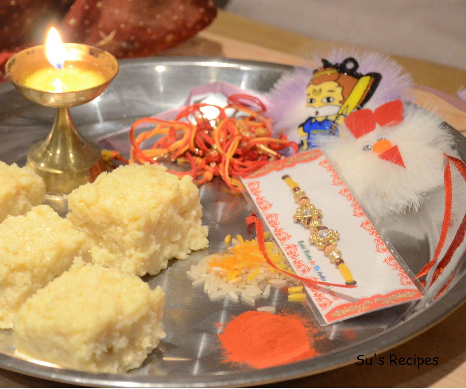 kalakand mawa mishri traditional indian sweet milk-based sweet