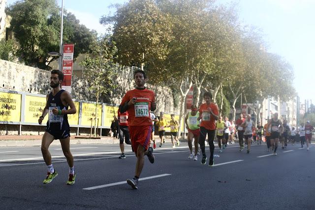 Runners, Istanbul Eurasia Marathon 2012