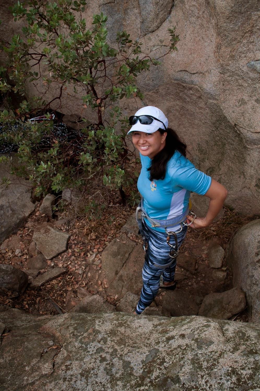 I Love to Climb