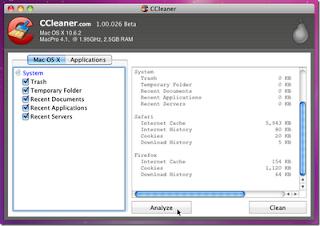 Download CCleaner Untuk Mac Untuk Bersihkan Sistem