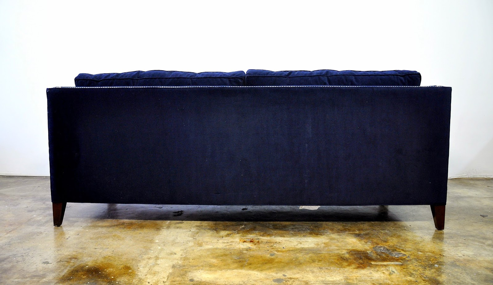 100+ [ Blue Suede Couch ] | Dark Brown Microfiber Sofa Similar To