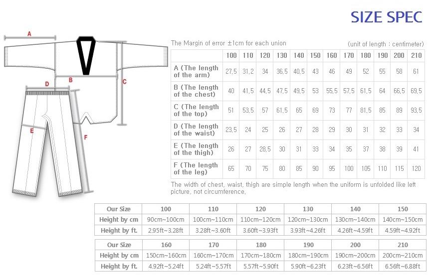 adidas belt size chart: Size charts spennergy sports