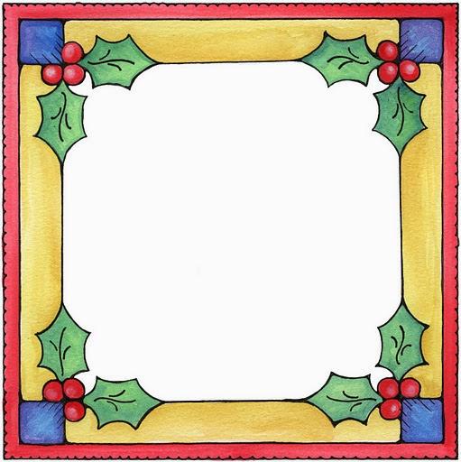 Gifs y fondos paz enla tormenta bordes de hojas de for Dibujos decorativos de navidad