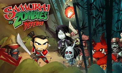 Samuria vs Zombies Defense .Apk 1.2.6 Android [Full] [Gratis]
