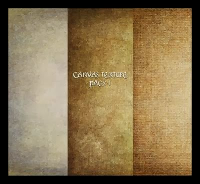 Canvas Texture Pack 01