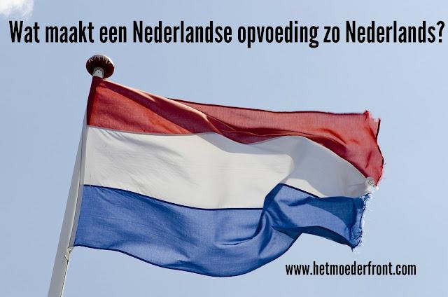 nederlandse opvoeding
