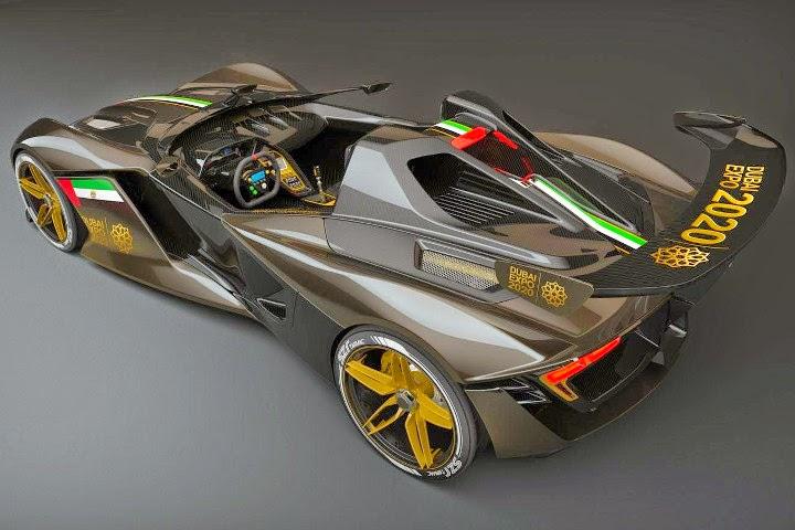 Nuevo Dubai Roadster 2015