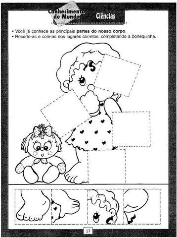 De Atividades Que Podem Ser Utilizadas Na Cle De Educacao Infantil
