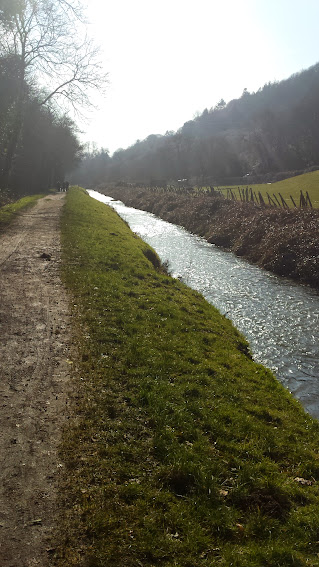 Pentewan Trail cycle route