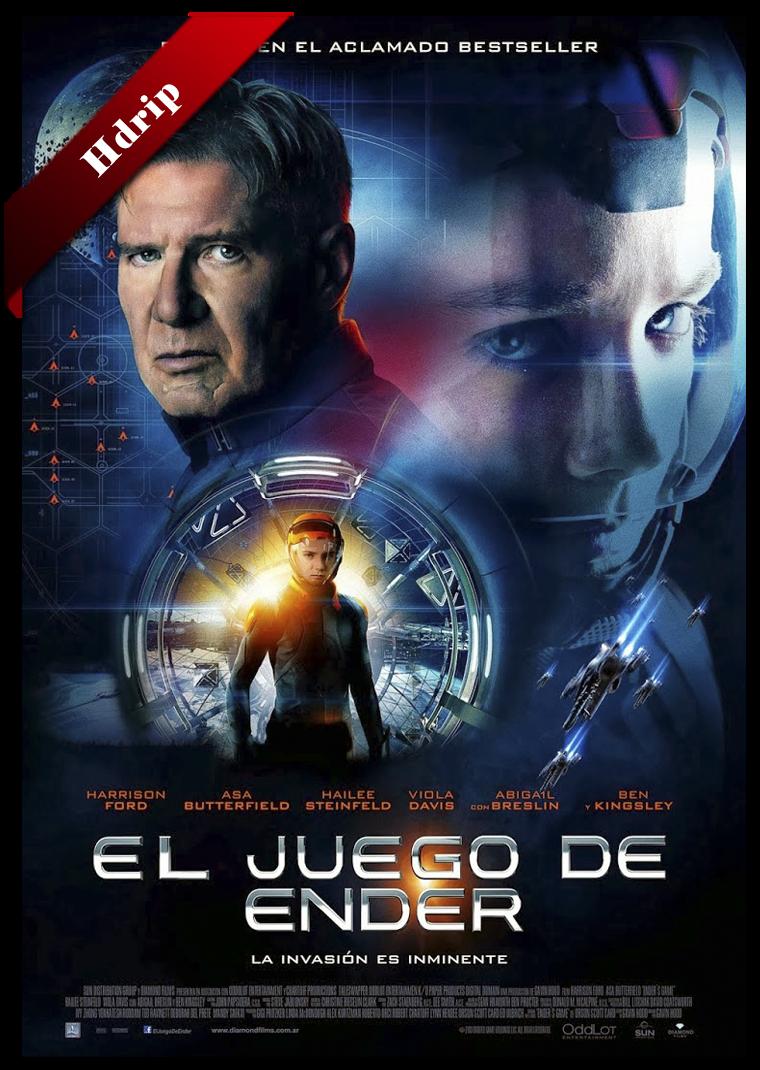 El Juego De Ender Hdrip Castellano 2013