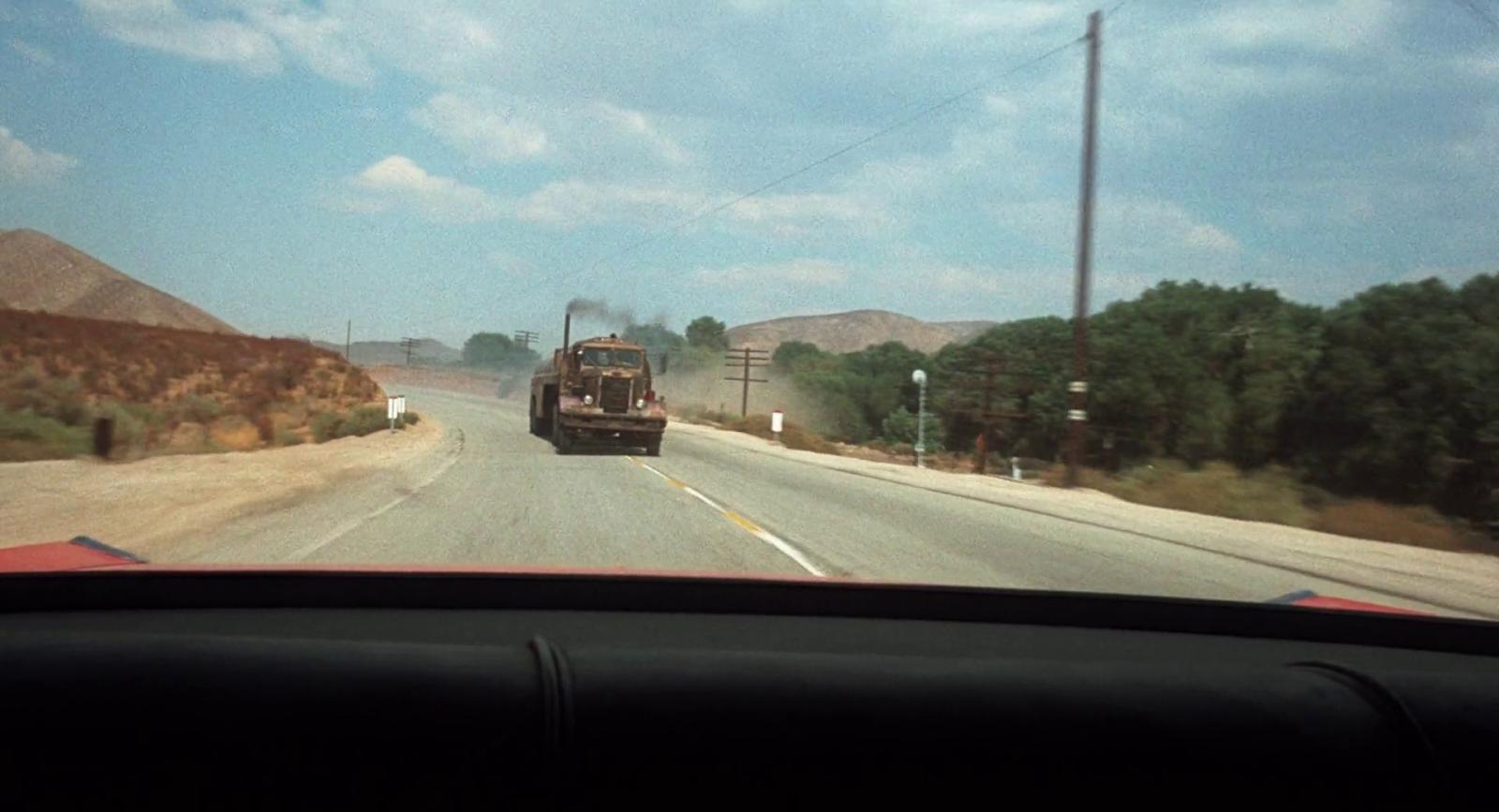 Duel: Reto a Muerte (1971) Full HD 1080p Latino-Ingles
