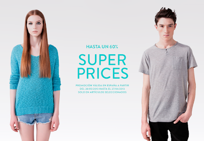 SUPER PRICES EN PULL AND BEAR